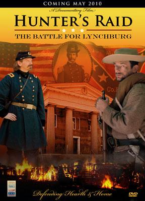 Hunter's Raid film on DVD